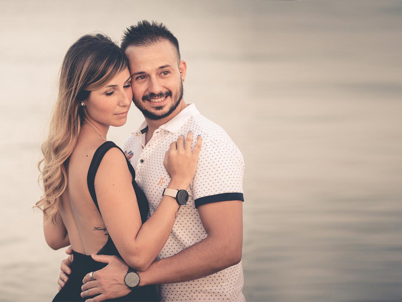 fotografo prematrimomaniale Cagliari + Engagement